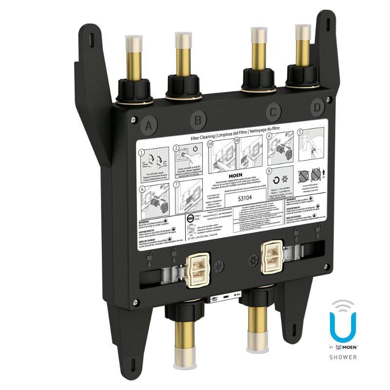 Moen S3104 With Images Shower Valve Moen Shower Digital Showers