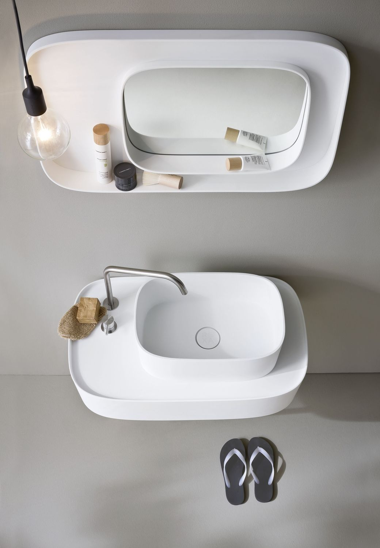 Rexa Design Kitchen Bathrooms Archiexpo Corian Pinterest