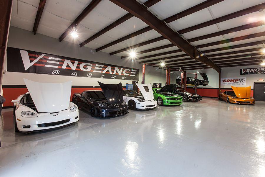 Video: Vengeance Racing Builds Two 200+mph Corvettes - Corvette