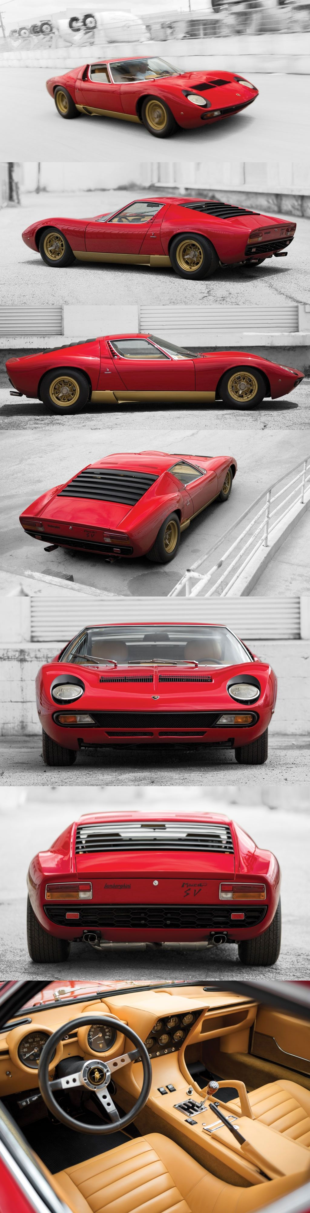 classic home chasers s post d sv miura lamborghini car poster driving mounted single bliss rear