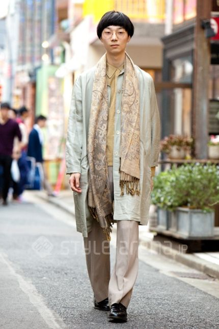 Street style from style-arena.jp