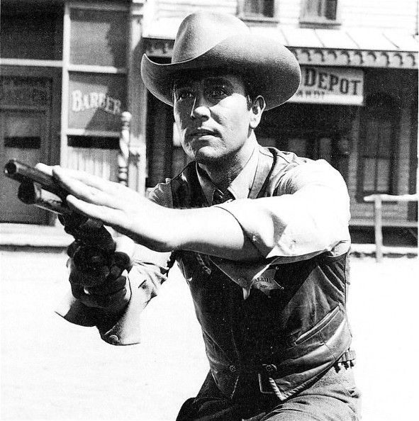 Don Durant As He Appeared In Johnny Ringo Appeared In Laramie Season 4 No Place To Run Johnny Ringo Tv Westerns Star Show