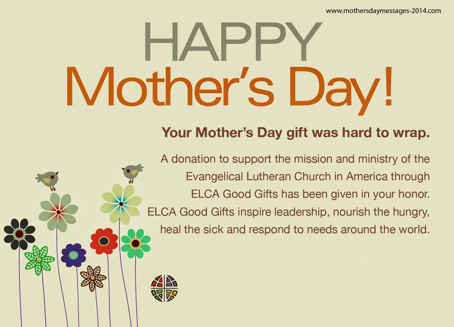 Latest Mothers Day SMS, Text Message, Wishes in English