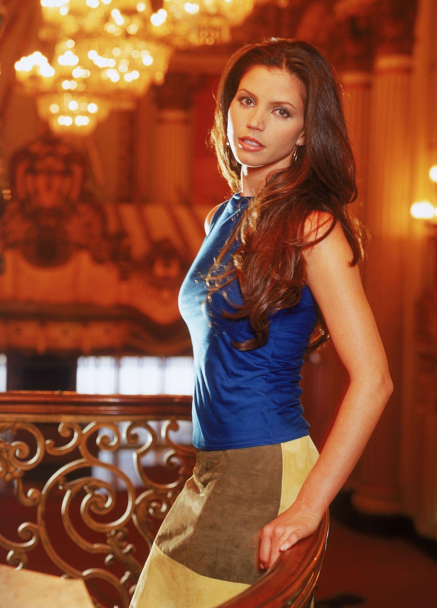 Angel Season 2 Promo Buffy The Vampire Slayer Charisma Carpenter Buffy