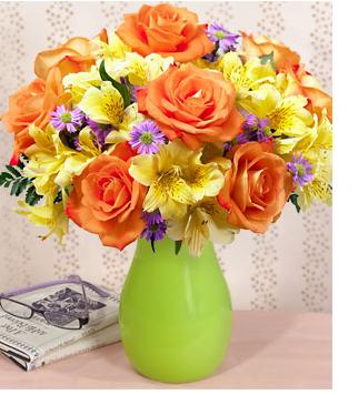 Pretty Flower Arrangements pretty floral arrangements | pretty bright color mother's day