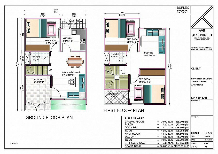 Pin By Massi On House With Images 20x30 House Plans House