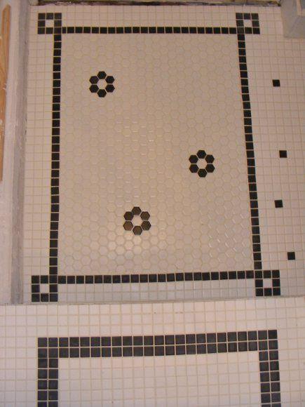 hexagon tiles bathroom floor tiles
