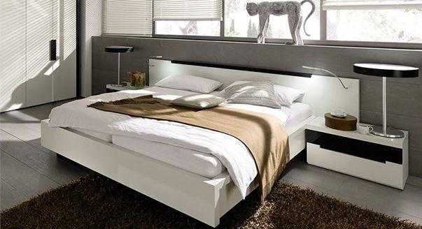 модель Ceposi Bed от фабрики Huelsta. Современная