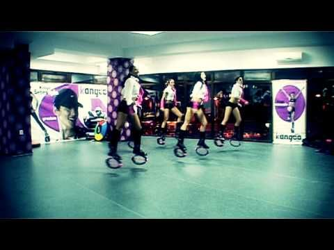 Kangoo Jumping Shoes Men Women Fitness Kangoo Jump Shoes