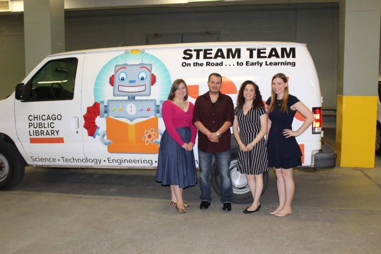 On the Road to Early Learning Early learning, Steam