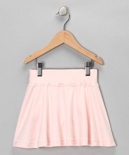 Blush Pink Skirt - Toddler & Girls