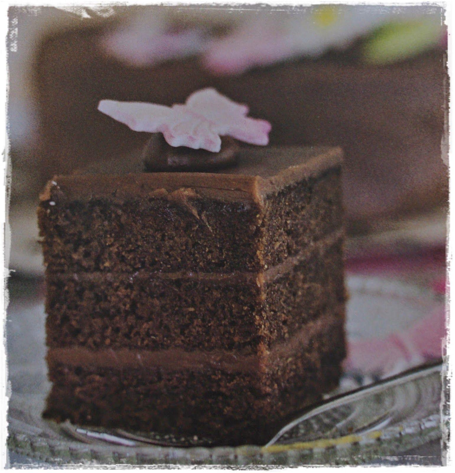 Rosehagen: Sjokoladekake på fars dag