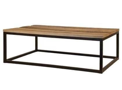 900 mesa hierro madera mesa pinterest mesas for Mesas diseno imitacion