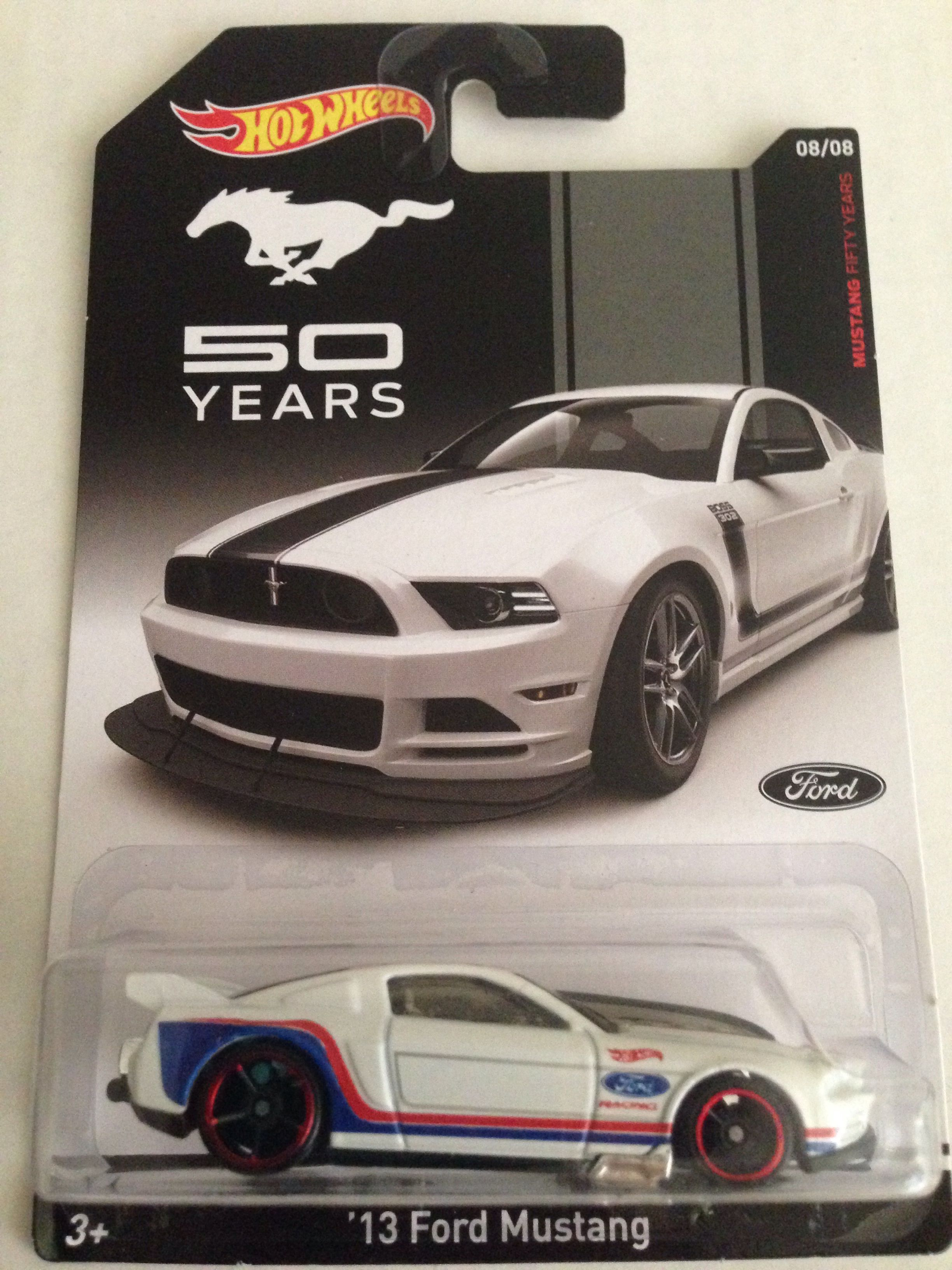 13 Ford Mustang Hot Wheels 2014 Mustang 50 Years 8 8 Hot Wheels Mustang Hot Wheels Mustang