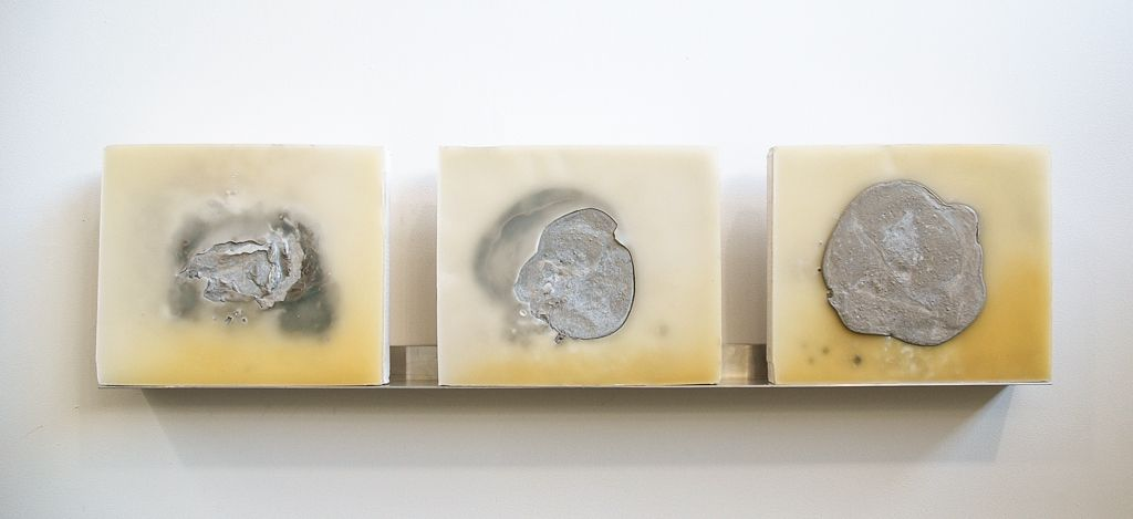 Leonie Gill, plaster, wax and cement 2011