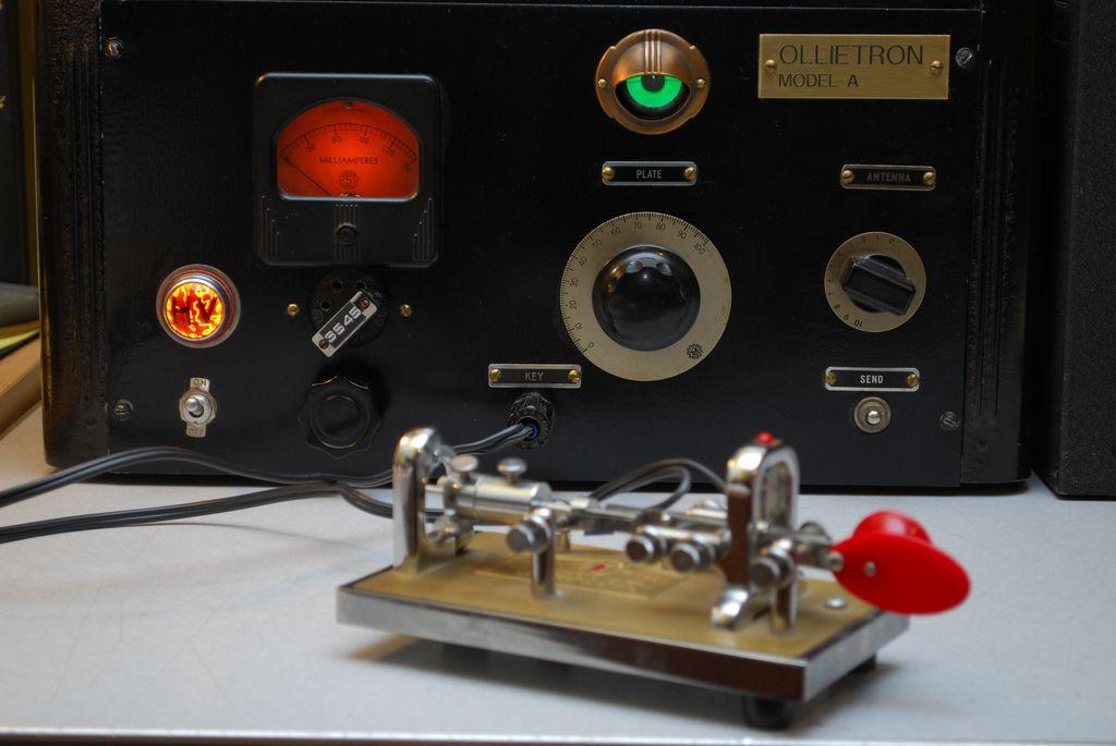 Homemade Radio Transmitter   QRP radio FUN!   Ham radio
