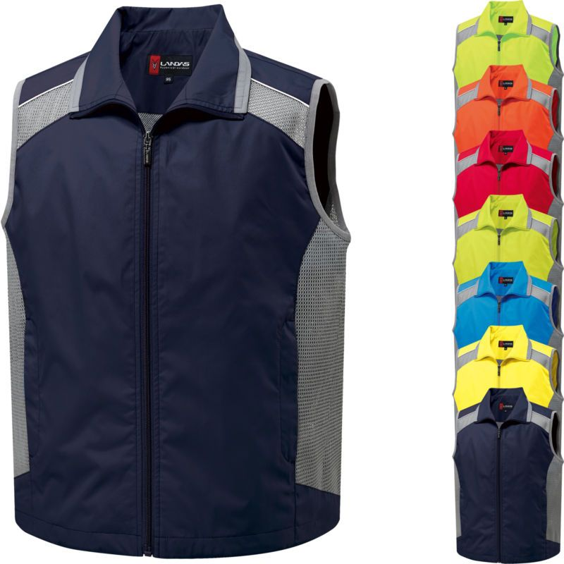 Details about Water resistant Mesh Vests Sleeveless