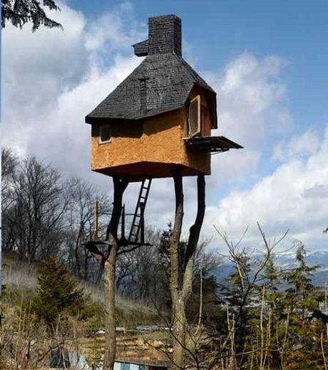 ces maisons font partie des plus originales du monde | du fait, qu