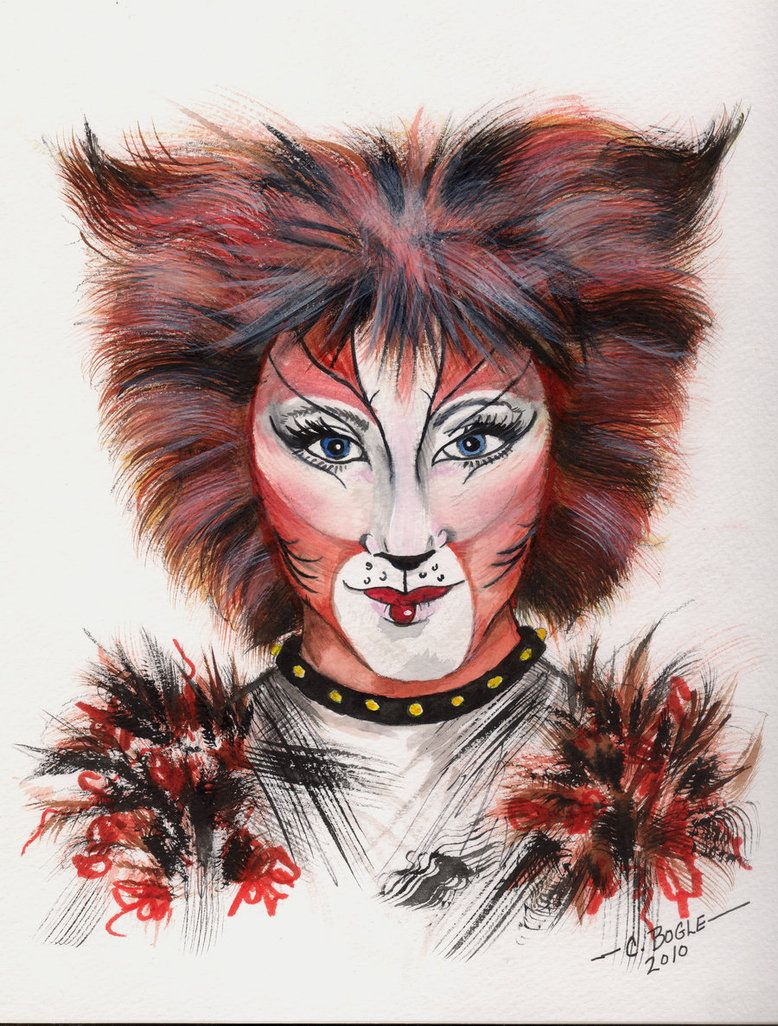 Sillabub from CATS Musical by VTWC Cats musical