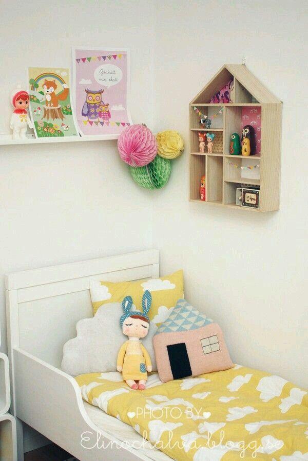Haus als Setzkasten Kinder zimmer ideen, Kinder zimmer