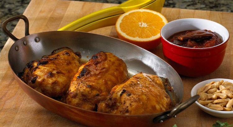 ChipotleOrange & Peanut Chicken Marinade National