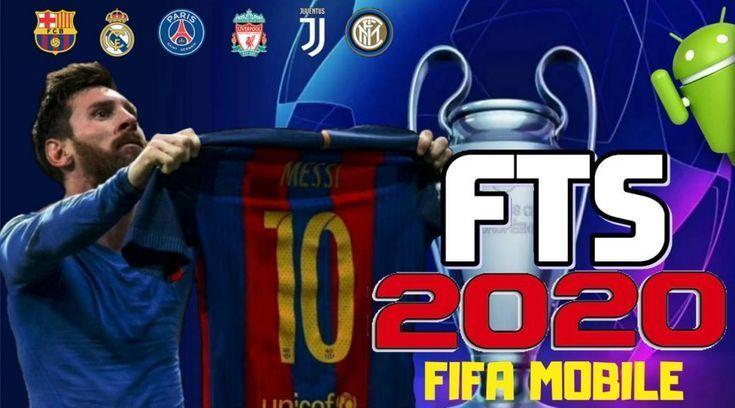 FTS Mobile 2020 Mod FIFA Android Offline Download Apk