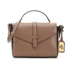b5642fb9e77 Lauren Ralph Lauren Winston Raquel Leather Crossbody Bag | Things I ...