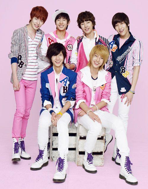 Boyfriend Korean Boy Band Photo Boyfriend Boyfriend Kpop Korean Boy Bands Boyfriend Band
