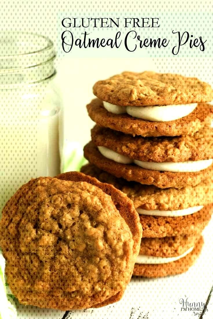 Gluten Free Oatmeal Creme Pies Copycat Recipe | Hunny Im Home -  -