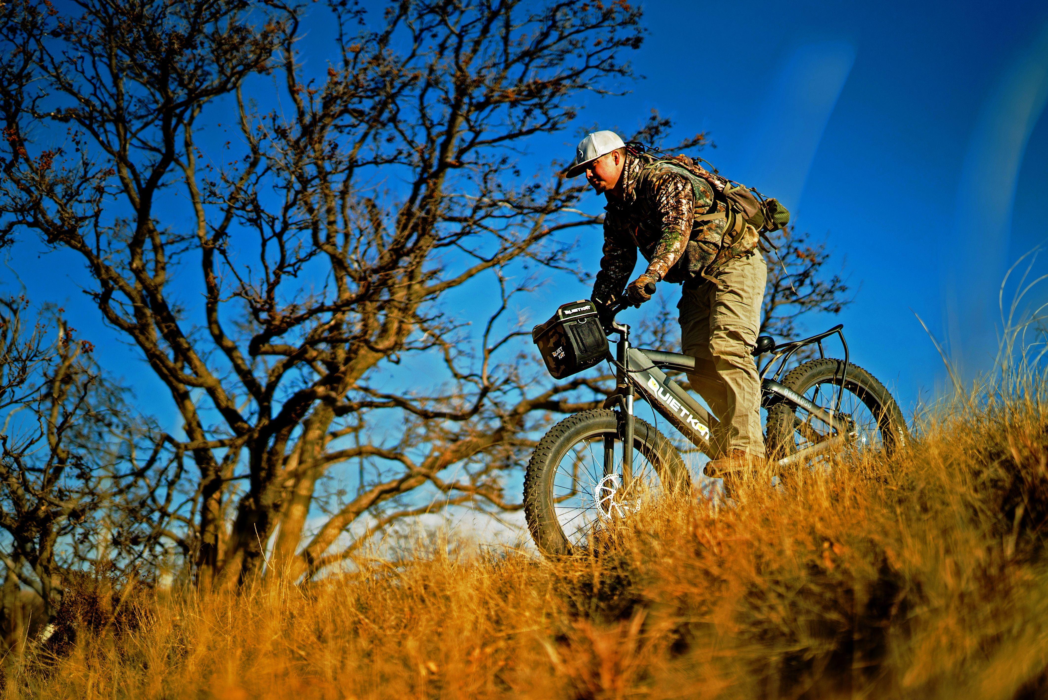 Quietkat Fatkat Warrior 1000 Watts Mountain Electric Bike Ebike