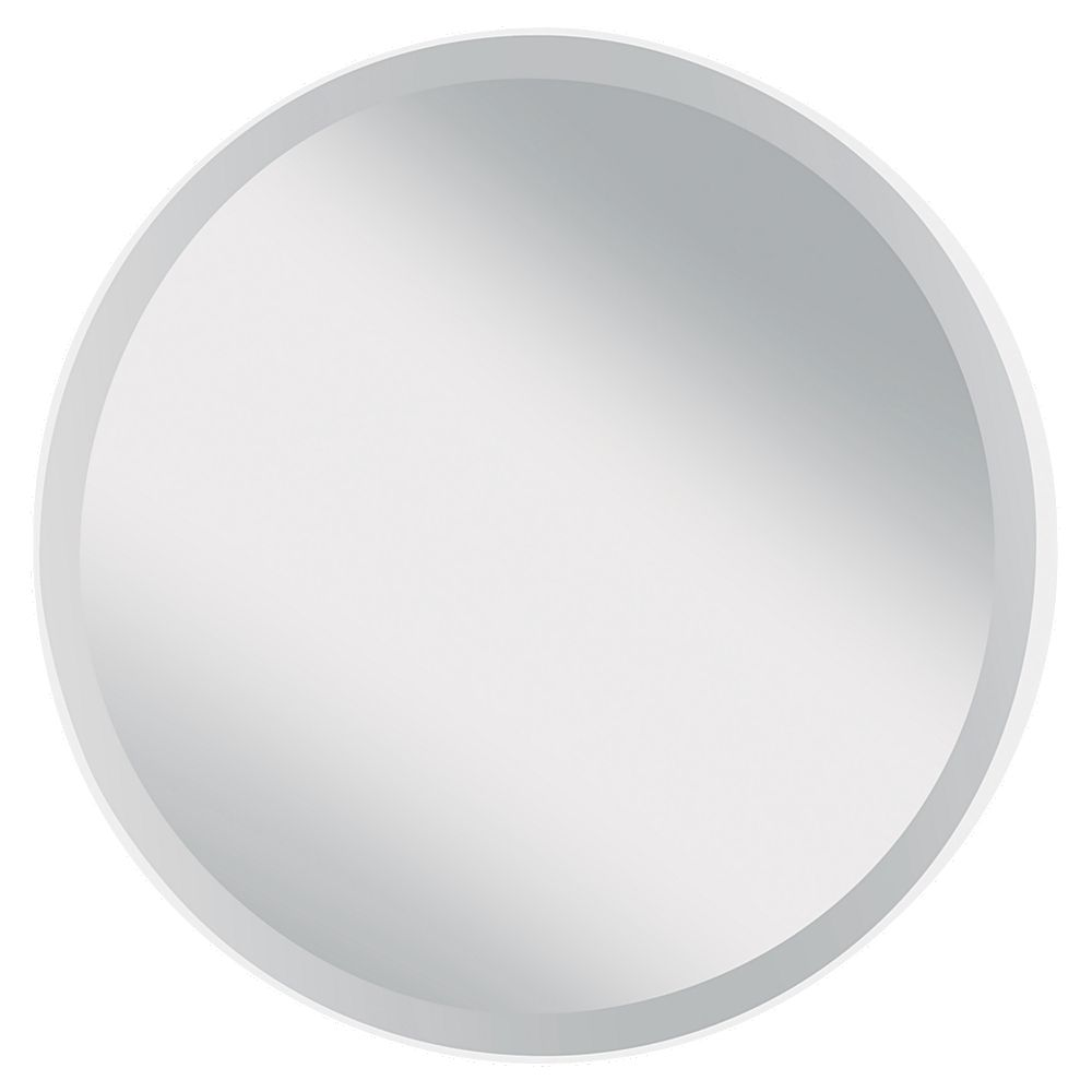 White Matte Wall Mirror - Overstock™ Shopping - Great Deals on ...