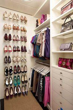 Personal Closet Organizer teórico: closets e quarto (casal, solteiro, infantil, bebê) | yru