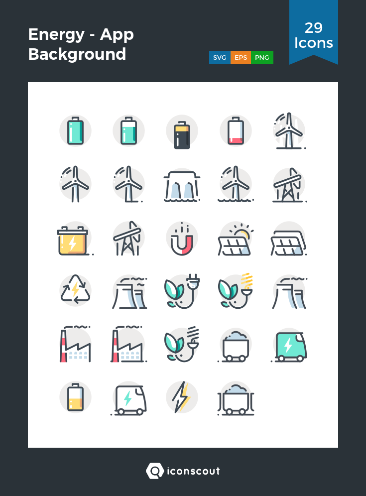 Download Energy App Background Icon Pack Available In Svg Png Eps Ai Icon Fonts App Background Energy App Icon Pack