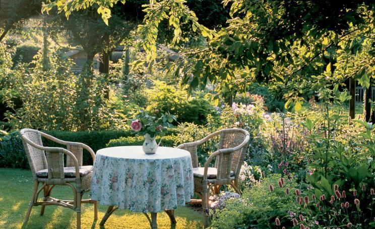 Den Garten pflegeleicht gestalten - pflegeleichter garten modern