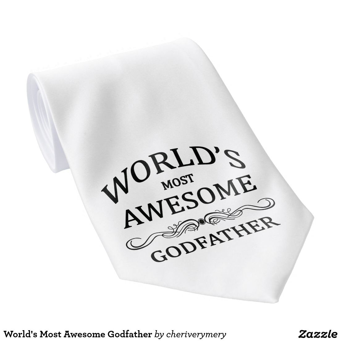 World's Most Awesome Godfather Tie