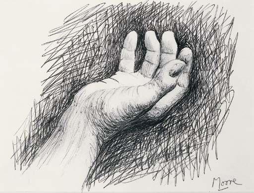Henry Moore Drawings
