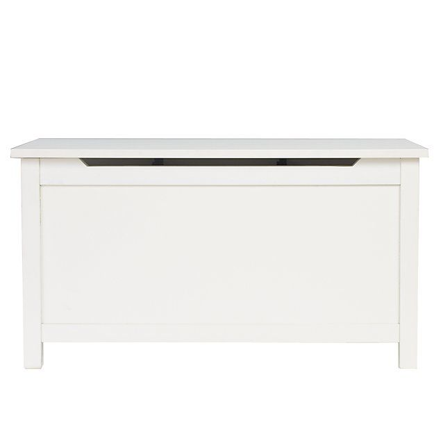 I M Just A White Wooden Toy Box White Wooden Toy Box Wooden Toy