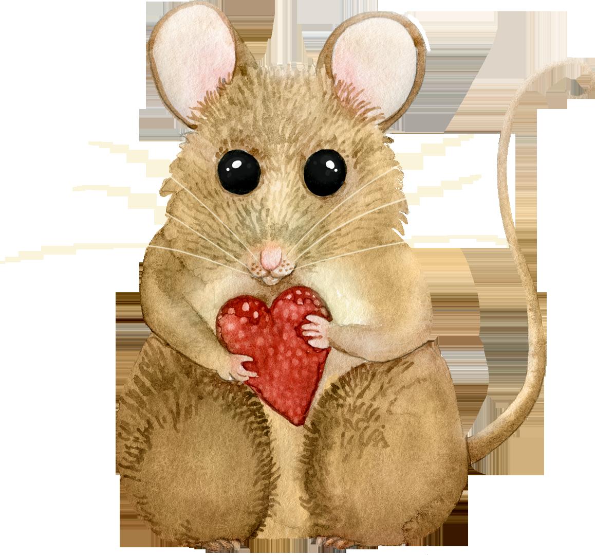 картинки о любви мышки что