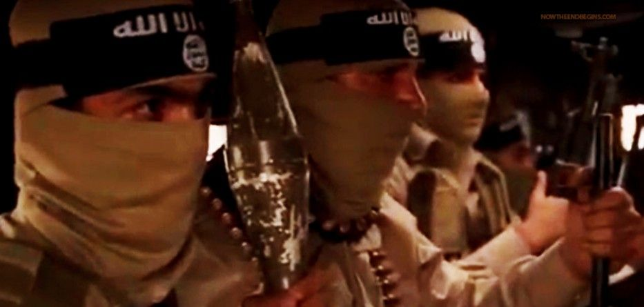 ISIS RELEASES CHILLING APOCALYPTIC VIDEO OF ISLAMIC STATE CONQUERING ROME