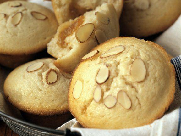 Rezept: Mandel-Aprikosen-Muffins