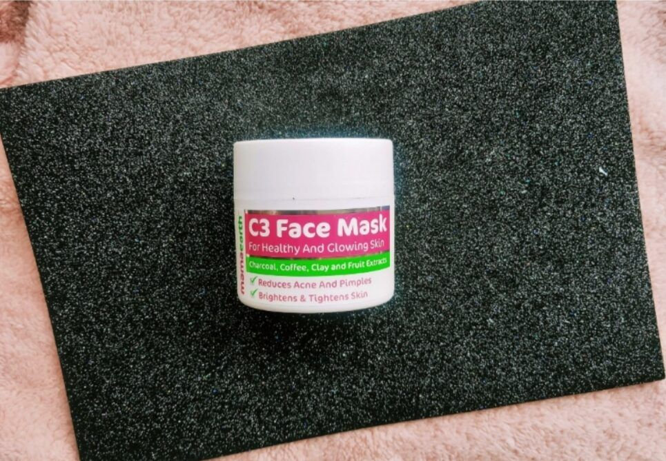 Mamaearth C3 Face Mask Review Glow With Nishi In 2020 Face Mask Reviews Vitamin C Face Wash Face Mask