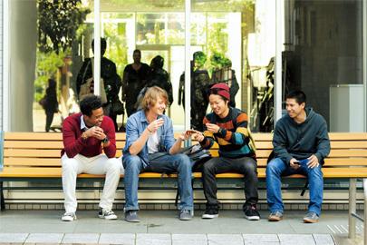 Partner University Students   Kyoto University of Foreign Studies