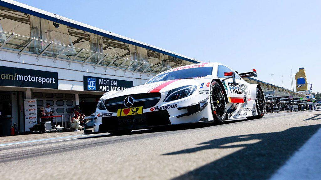 And we're out in full force! First race - new season. GO! #DTMHockenheim #DTM