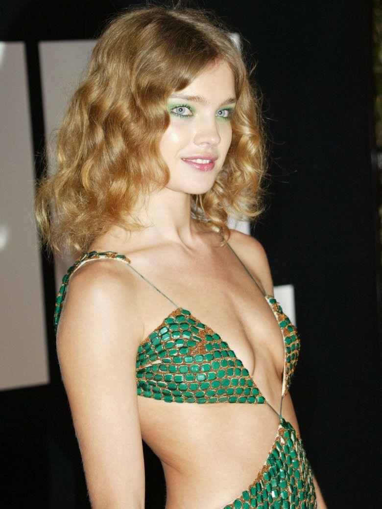 Les 15 beauty looks cultes de Natalia Vodianova Natalia