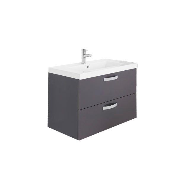 Mod¨le NANO Ensemble meuble de salle de bains Lapeyre