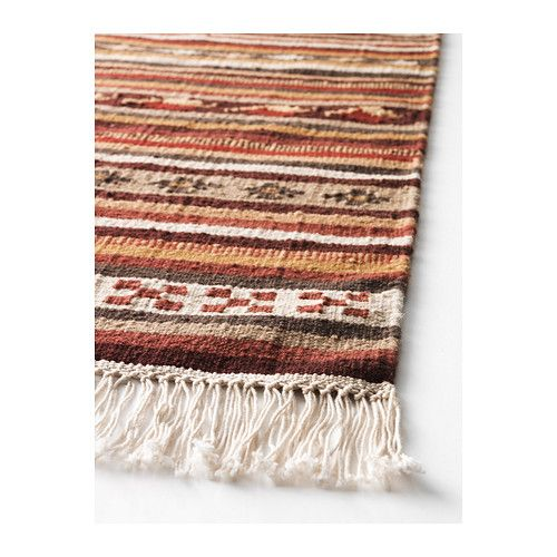 Kattrup Rug Flatwoven Ikea Handwoven By Skilled Craftspeople And Therefore Unique