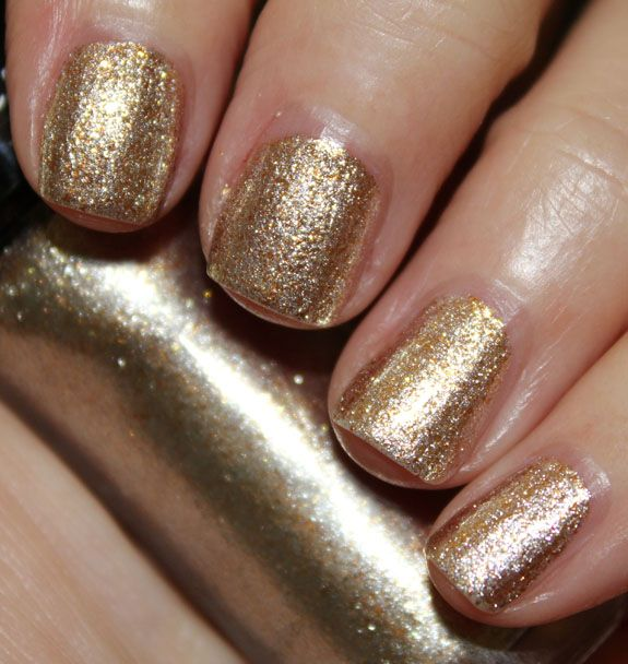 5e2491219d Hard Candy - 'Crush On Gold' | Nailed It! | Hard candy, Candy, Cool ...