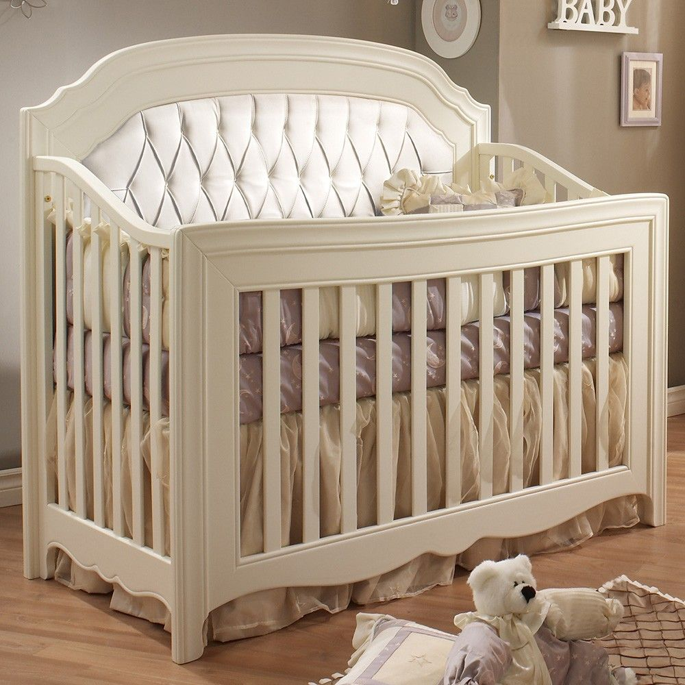 Natart crib for sale - Tufted Headboard Panel For The Allegra Convertible Crib View More Natart Cribs View More Natart Dressers