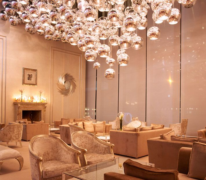 Grand Salon at the g Hotel in Galway, Ireland. Check out that ...