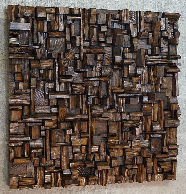 MY WORKS   crafty LioN   Pinterest   Acoustic panels, Wood art and ...